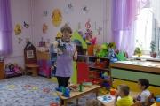Неделя профессионального мастерства в ДОУ   «Парад профессий»