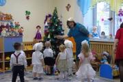 Новогодний праздник в детском саду. Фотоотчет.