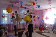 Выпускной бал в группе «Речецветик»